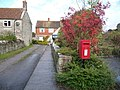 Meare, postbox No. BA6 162 - geograph.org.uk - 1553952.jpg