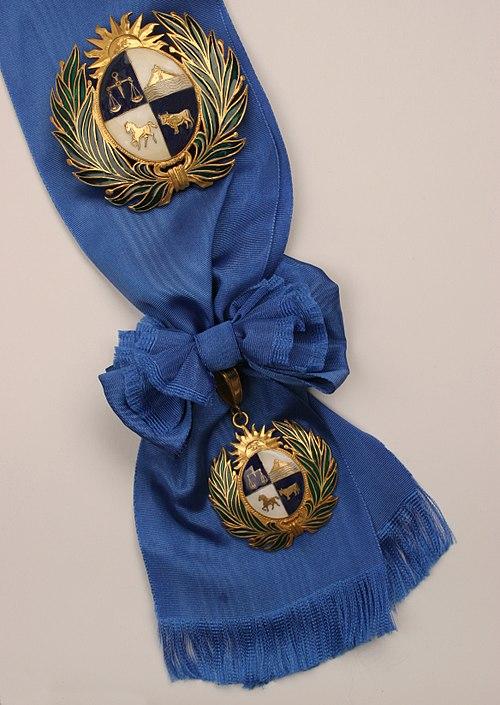 Order of the Oriental Republic of Uruguay