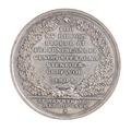 Medalj med texten För ny rikedom beredd åt fäderneslandet genom upptagna stenkolsgruvor 1805 - Skoklosters slott - 110773.tif