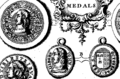 Medals, coins, great seals, and other works of Thomas Simon- engraved and described by George Vertue Fleuron T138035-12.png