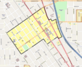Medford Downtown HD boundary map.png