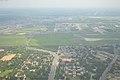 Mehram Nagar and Aerocity Area - Aerial View - Indira Gandhi International Airport - New Delhi 2016-08-04 5807.JPG