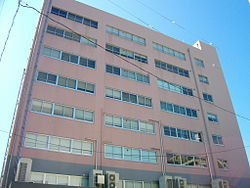 Meijitosho Shuppan Corporation Head Office.JPG