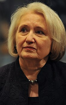 Melanne Verveer at the India Economic Summit 2009.jpg