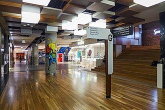 Melbourne Central Shopping Centre - Ground Floor Access