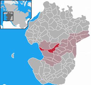 Meldorf - Image: Meldorf in HEI