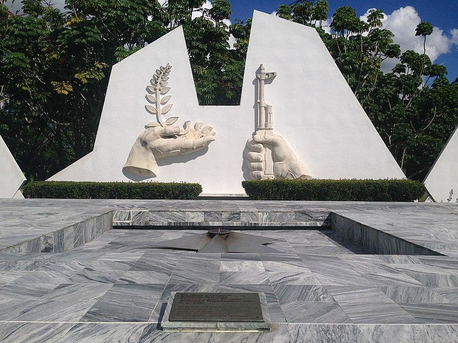 Memorial to the Soviet Internationalist Soldier