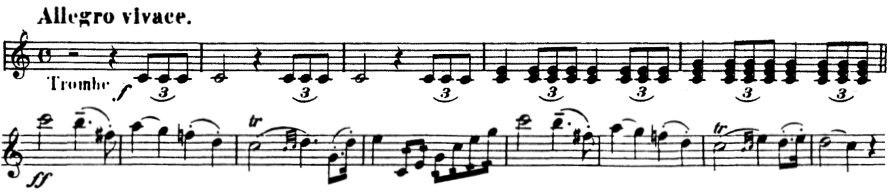 Mendelssohn Wedding March Theme
