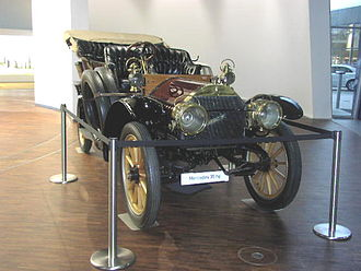 Mercedes (marque) - Mercedes 35 hp