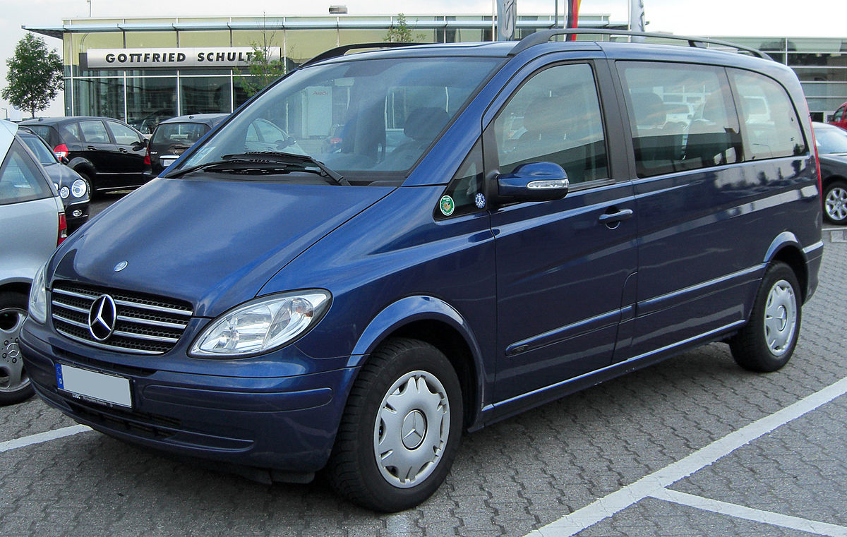 Mercedes Benz Viano Вікіпедія