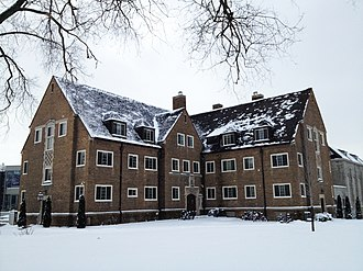 Baldwin Wallace Conservatory of Music - Merner-Pfeiffer Hall opened in 1913