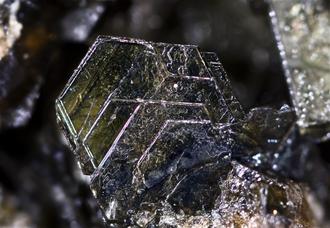 Biotite - biotite: Topotype deposit