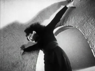 <i>Meshes of the Afternoon</i> 1943 silent short film