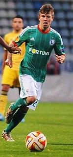 Jakub Kosecki Polish footballer