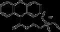 Methanthelinium bromide.png