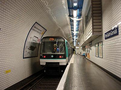 Pré Saint-Gervais (metropolitana di Parigi)
