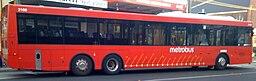 Metrobus in sydney