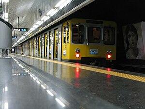 Naples Metro - Image: Metronapoli