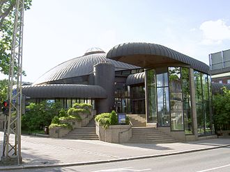 Reima and Raili Pietilä - Metso, city of Tampere, main library