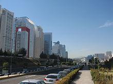 Mexico City Santa Fe Apartment