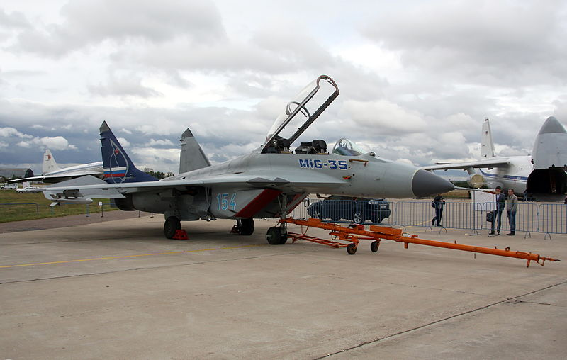 File:MiG-35 MAKS-2009 (1).jpg