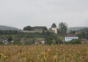 Micăsasa - Fortified church of Ţapu