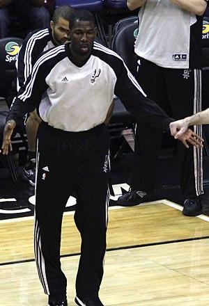 Michael Finley - Finley in 2009.