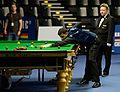 Michael Georgiou and Thorsten Müller at Snooker German Masters (DerHexer) 2015-02-05 01.jpg
