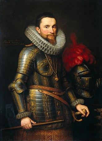 Van Dyke beard - Image: Michiel Jansz van Mierevelt Ambrogio Spinola