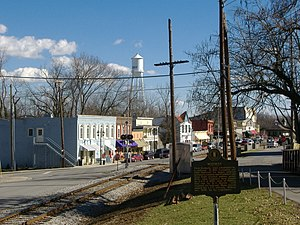 Midway, Kentucky - Midway Historic District