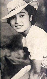Mieko Takamine Japanese actress and singer