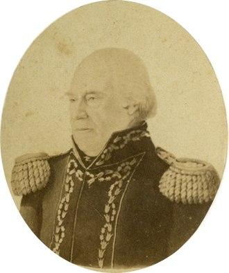 Miguel de Azcuénaga - Image: Miguel de Azcuénaga 1865