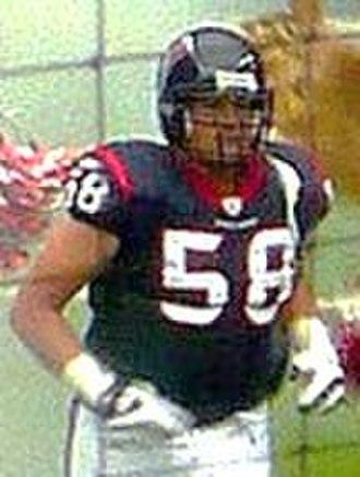Mike Flanagan (American football) - Flanagan in 2007.