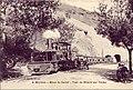 Miliana - Mines du Zaccar - Train de Mineral aux Voutes.jpg