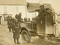 Military carrying out official reprisal following an ambush in Meelin, Co. Cork (29988005920).jpg