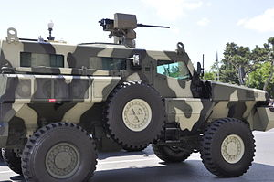 Marauder (vehicle) - Wikipedia