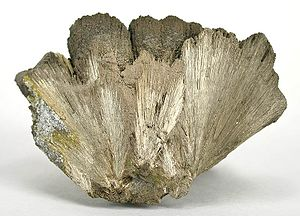 Leinster, Western Australia - Millerite specimen from the old Perseverance Mine. 5.7 x 4.1 x 3.0 cm.