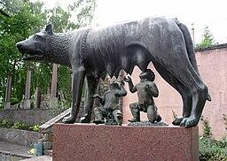 Millesgarden Romulus-Remus