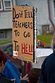 Milwaukee Public School Teachers and Supporters Picket Outside Milwaukee Public Schools Adminstration Building Milwaukee Wisconsin 4-24-18 1031 (40833960965).jpg