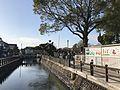 Minami-Shinkawa River in front of Yoshii Kindergarten.jpg