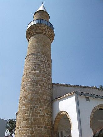 Taht-el-kale, Nicosia - Mosque of Taht-el-Kale