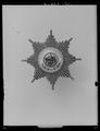 Miniatyrkraschan, Svarta Örnens orden, Preussen, som tillhört konung Karl XV - Livrustkammaren - 36463.tif