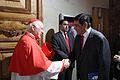 Ministro Víctor Osorio junto al Cardenal Ricardo Ezzati.jpg