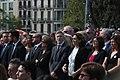 Ministros Justicia e Interior y Alcaldesa de Barcelona en Acto Homenaje 17A.jpg