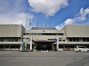 Minowa, Nagano - Minowa Town Hall