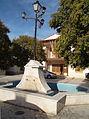 Miralrío-Plaza Mayor, fuente pilón.JPG