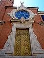 Mislata. Església del Sagrat Cor. Portada.jpg