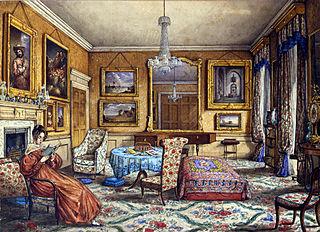 Miss Crompton's Room
