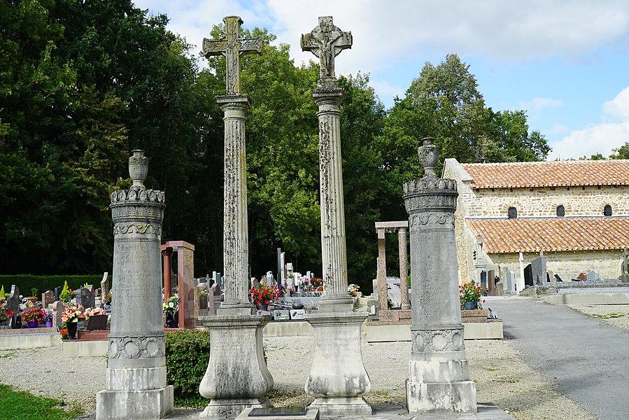 Chapelle Saint-Aubin de Moëslains