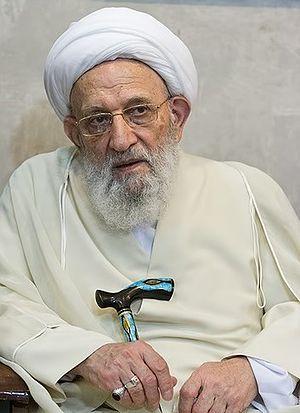 Mohammad-Reza Mahdavi Kani - Mahdavi Kani in 2013